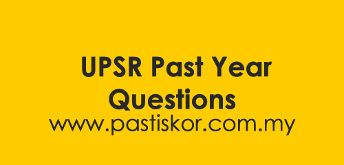 UPSR-Past-Year-Questions
